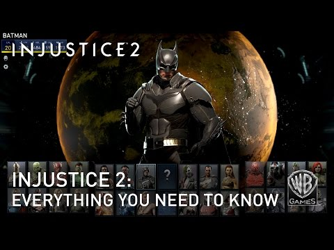 Thumbnail: Injustice 2 - Everything You Need To Know