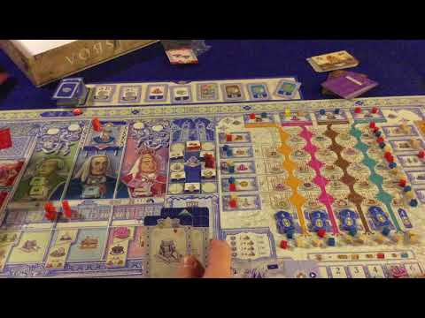 Bower's Game Corner: Lisboa Review