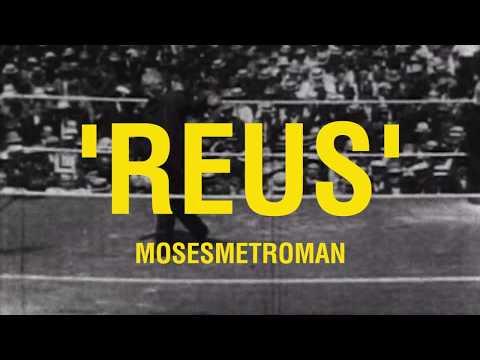 Moses Metro Man – Reus (Official Lyric Video)
