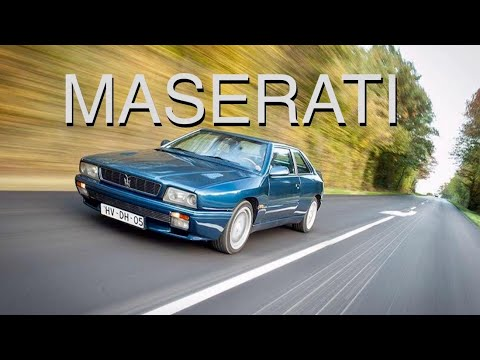 Maserati Ghibli II 2.8L (50-160km/h) Accélération/Dérapage 😎🤪