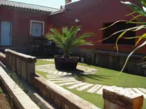Paseo jardin promeniam youtube for Casita madera jardin