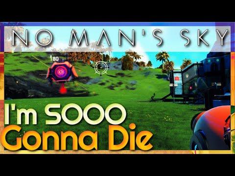 I'm SOOO Gonna Die | 4K | No Man's Sky #10