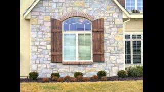 A Stroke Of Color Custom Shutter Designs