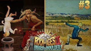 Rock of Ages 2 Bigger Boulder 3 Баба Яга и Ван Гог Baba Yaka Van Gogh