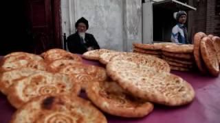 Уйгурские национальные блюда