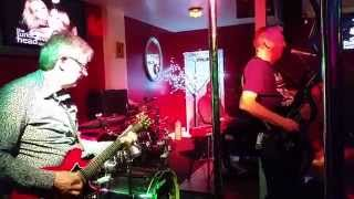 Bram Tchaikovsky and Dust - First gig at the Turks