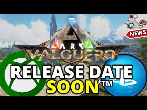 ARK: Survival Evolved Valguero Console Release Date Soon!?! Creature