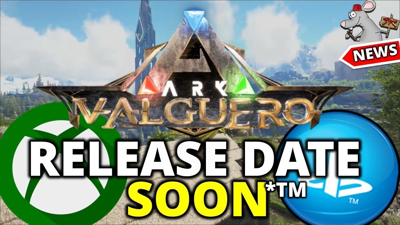 ark valguero release date xbox