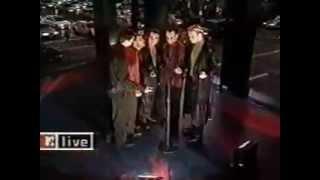 Backstreet Boys - MTV Live - 02 I'll Never Break Your Heart