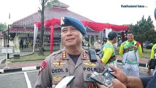 Wawancara Kombes Pol Dedi Suryadi, SIK terkait Pengamanan Atlet di PON Papua 2020