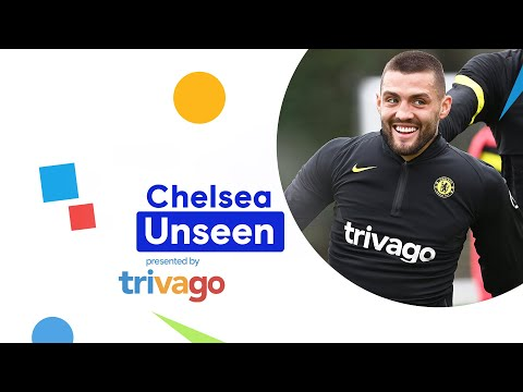 Unreal Foot-Tennis Bicycle Kick by Kovacic 😱 International Blues Returns to Cobham |  Invisible chelsea