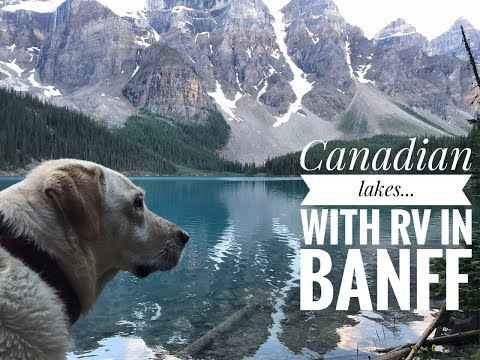 How to fill water in Banff for free with EV Bimobil ex480