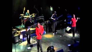 WESTCOAST SOULSTARS - CIRCLES @ London Indigo2