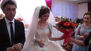 Свадьба Нурсултан и Акдана Часть 2 21-01-18