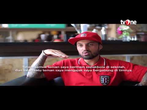 Cerita Stefano Lilipaly Bangga dan Jatuh Cinta Pada Sepakbola Indonesia