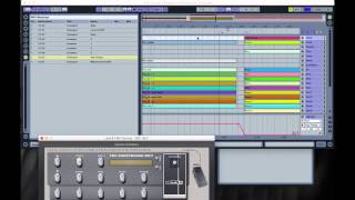 Control Ableton Live with Line6 FBV Shortboard MKII
