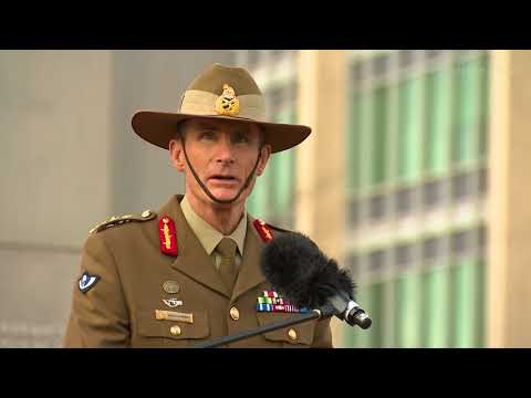 Chief of Defence Force Change of Command