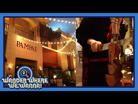 Dining in Las Vegas - Pampas Brazilian Grille - Planet Hollywood Hotel And Casino