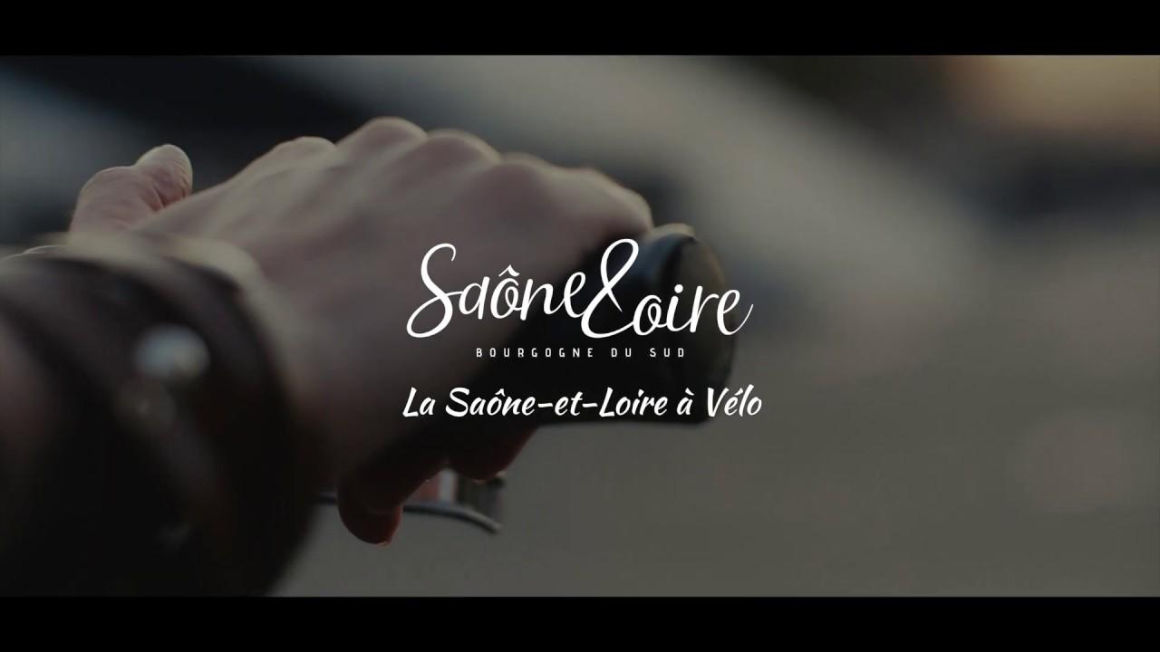 La Saône & Loire, à vélo !