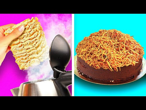 UNUSUAL KICTHEN HACKS FOR TRUE FOOD LOVERS || Cooking Tips By 5-Minute Recipes!