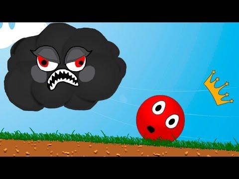 Красный Шарик - ИГРА - для детей - от Flavios