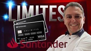 ????SÉRIE LIMITES | BANCO SANTANDER 2020, Como conseguir Limites Cartões Santander????