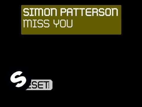 Simon Patterson - Miss You (Original Mix)