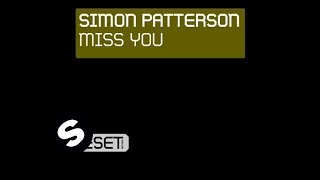 Simon Patterson - Miss You (Original Mix)