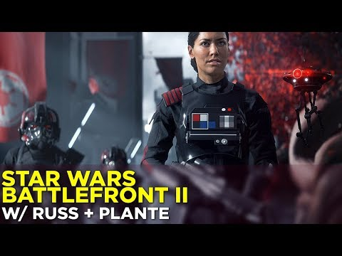 Star Wars Battlefront II: Exploring the Magic of Loot Boxes with Russ and Plante