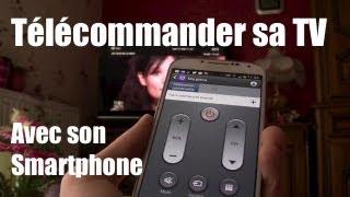 Transformer son smartphone/téléphone en télécommande TV - Android avec WatchON
