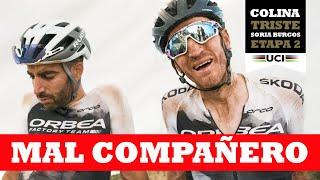 Etapa 2 Colina Triste Soria Burgos (UCI S2) | Ibon Zugasti