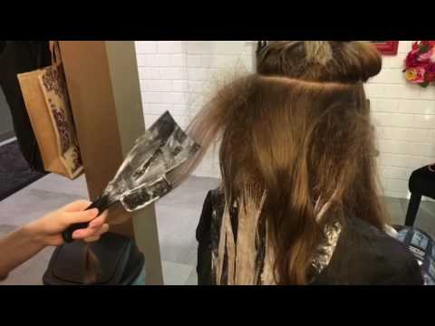 Back Comb Highlights Part 3 || Hair Tutorial