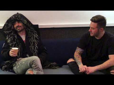 CKY (Relevant to whom) Interview @ The Asylum, Birmingham - 06.12.2018