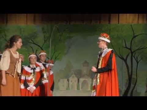 Iolanthe Act 1 excerpt - (2015) performed by Christian Fellowship Academy
