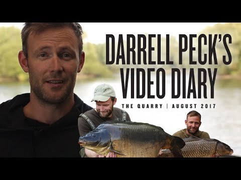 Darrell Peck's Video Diary – August 2017