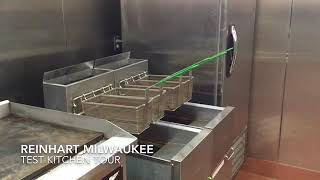 Reinhart Milwaukee Test Kitchen Tour