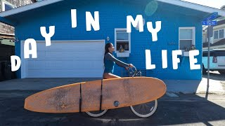 surfing for the first time since January | a couple days in my life in Southern California