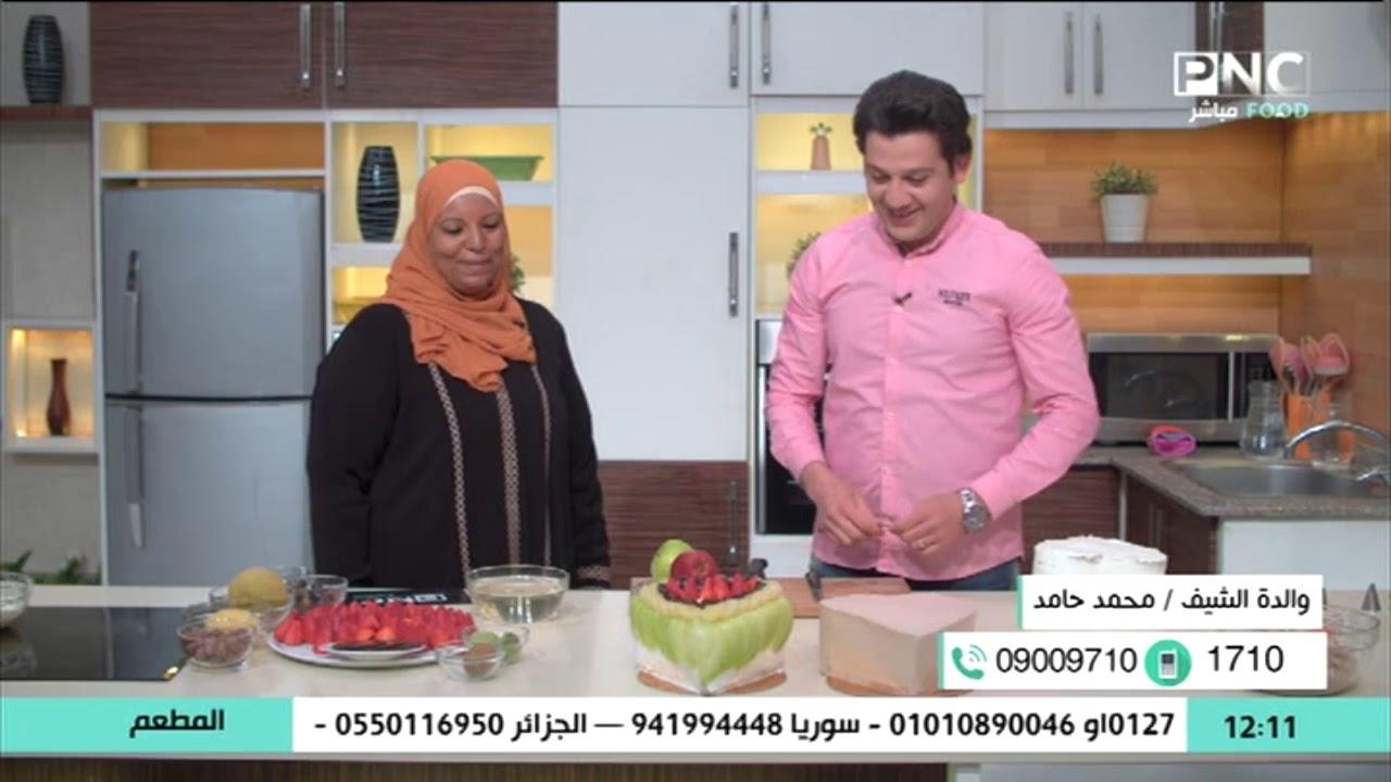 المطعم مع الشيف محمد حامد 8