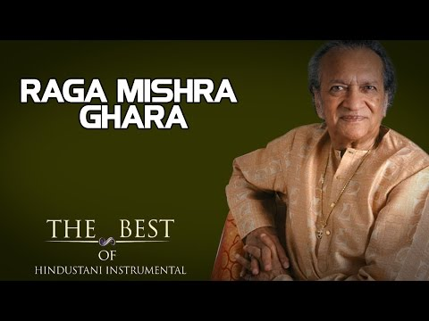 Raga Mishra Ghara-  Ravi Shankar ( Album: The Best Of Hindustani  Instrumental ) Mp3
