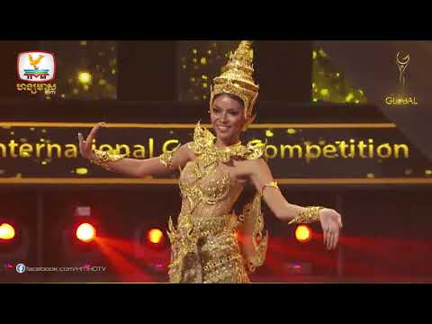 Full Performance , Sukanya Smut (Taii) - Miss Global Thailand 2017