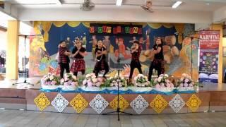 Group Singing (SK Setiawangsa) | Karnival Kesenian Bahasa 2015