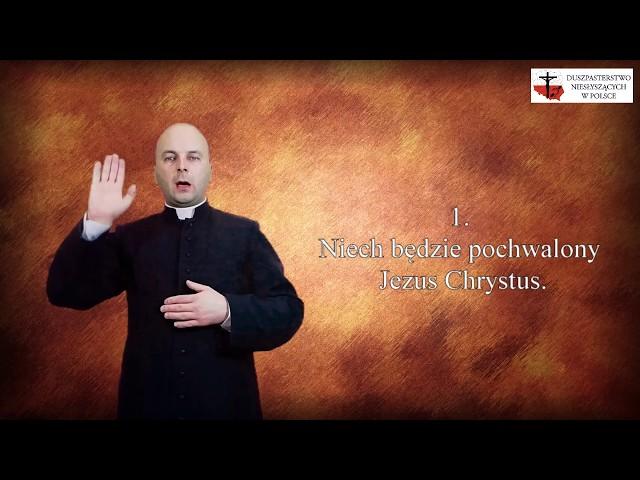 Modlitwy migane - Pozdrowienia katolickie