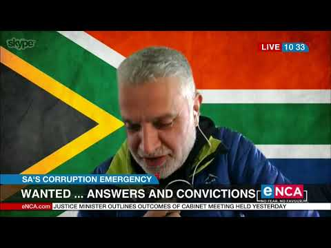 Will corruption burn South Africa? | Part1
