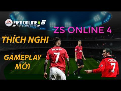 THÀNH HOÀ   FIFA ONLINE 4   THÍCH NGHI GAMEPLAY THỨ 5 CỦA FIFA ONLINE 4!!