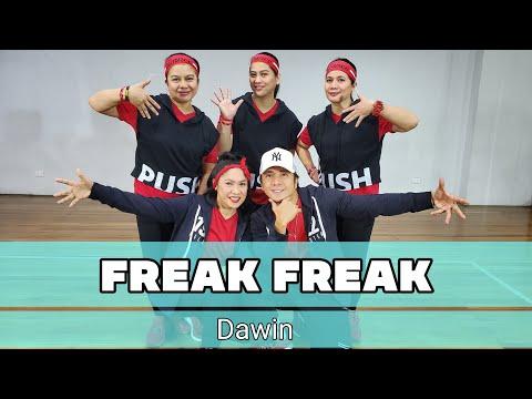 FREAK FREAK By: Dawin |ZINCAMPER CANTOS With Zin Remy Liwanag And TresMarias|