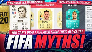 RAREST STARTER PACK IN FIFA HISTORY?