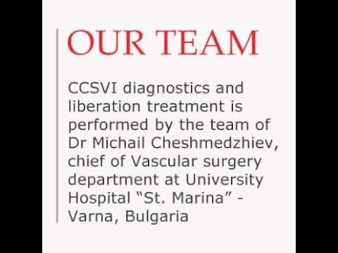 CCSVI diagnostics and liberation treatment performed in Varna, Bulgaria
