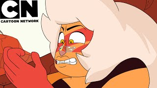 Jasper is a fusion clip - steven universe (fanmade animation/fake)
