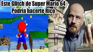 Hacer Este Glitch de Super Mario 64 Podria Hacerte Rico