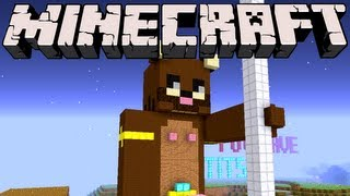 Minecraft - Naked Dancing Bear